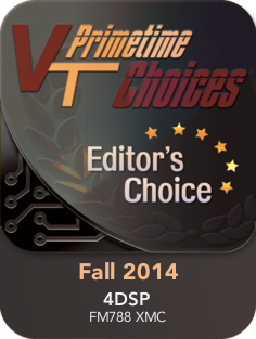 FM788 VITA Editor's Choice Award