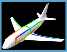Plane Visualization