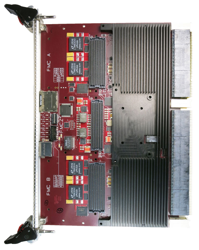VP868 with Heat Sink
